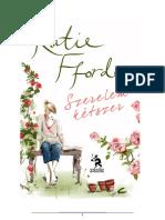 Katie Fforde - Szerelem kétszer.pdf