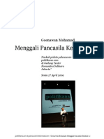 PANCASILA-Gunawan Muhamad
