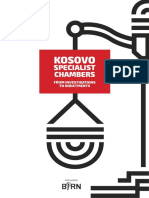 Kosovo Specialist Chambers - English
