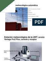 Estación Meteorológica Automática