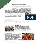 Danzas de Diferentes Estilos Guatemala