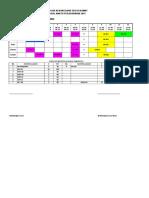 Jadual Waktu Kelas 2014-1