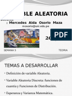 1.-Teoria - Variable Aleatoria