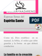 Esposas Llenas Del Espiritu Santo