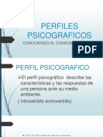 Diapositiva de Psicografia