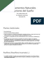Medicamentos Naturales Inductores Del Sueño