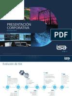 Presentacion Corporativa Isa v16feb2016