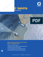 XHD RAC Switch Tip Flyer