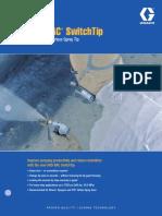XHD RAC Switch Tip Flyer