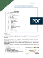 Tema 5 - Diabetes Mellitus Introducción