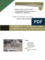 Informe de Campomodi