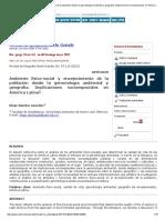 Ambiente Físico-social y Envejecimiento de La Población Desde La Gerontología Ambiental y Geografía_ Implicaciones Socioespaciales en América Latina