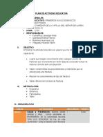 Etica Plan de Charla -Fracturas (1)