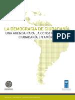 Democracia Ciudadana 2010