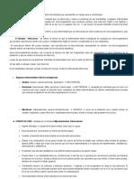Enfermedades Infectocontagiosas Tema 6
