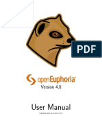 Euphoria User Manual