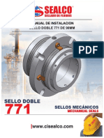 Instalacion Sello Mecanico 771 Doble