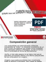 Combustion de Carbones