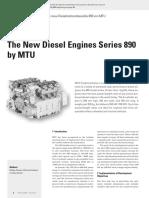 2006_The New Diesel Engines Series 890 by MTU