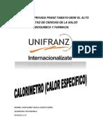 CALORIMETRIA221