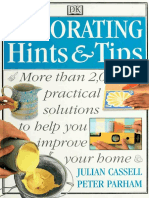 Decorating Hints Tips