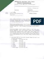 Surat Beasiswa S2