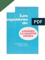 29436087 Http Www Neotrouve Com Les Mysteres de Lourdes
