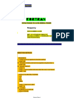 Numerical Fortran Programs