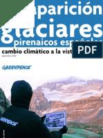 Desaparición de Glaciares Pirenaicos