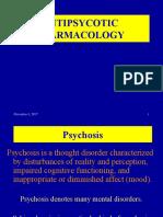 Antipsychotics Drug Treatmen
