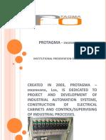 Institutional Presentation Protagma