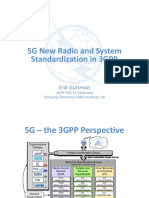 Eric_Guttman_5G New Radio and System Standardization in 3GPP