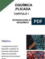 CAP 1. Introduccion BIOQUIMICA