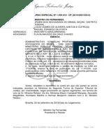 Acórdão - Exercício Advocacia2