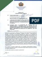 protocolo formación comunitaria
