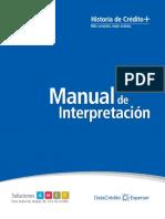 Manual de Interpretacion de Datacredito
