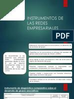 Instrumentos de Las Redes Empresariales