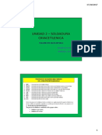 Clase 5 - Soldadura Oxiacetilenica