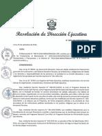 RDE N° 6942-2016-MIDIS-PNAEQW