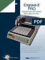 Engrave ItTM Pro Brochure