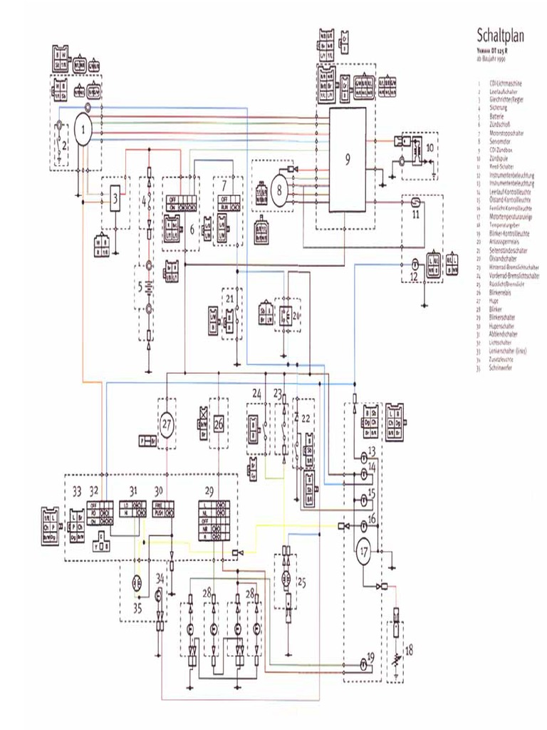 Fj1200 Wiring Diagram