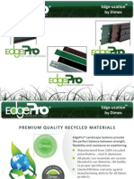 EdgePro Landscape Systems Features & Benefits