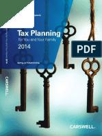 Tax Planing 2014