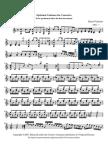 Valentine, Daniel - Concerto Sinfonia Per Archi e Continuo (Optional Cadenza for Vn1)