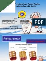 Ppt Jurnal Penyakit Crohn