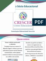 Projeto Sócio Educacional_Crescer