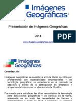 Imagenes Geograficas 2014 Presentacion Argentina y Mexico