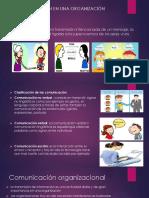 La Comunicación en Una Organización