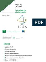 Presentacion Pisa 2015