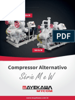 Compressor Alternativo Mayekawa(1)